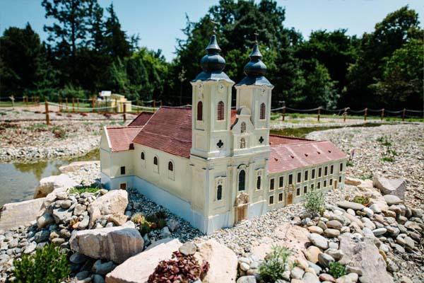 Benedictine Abbey in Tihany
