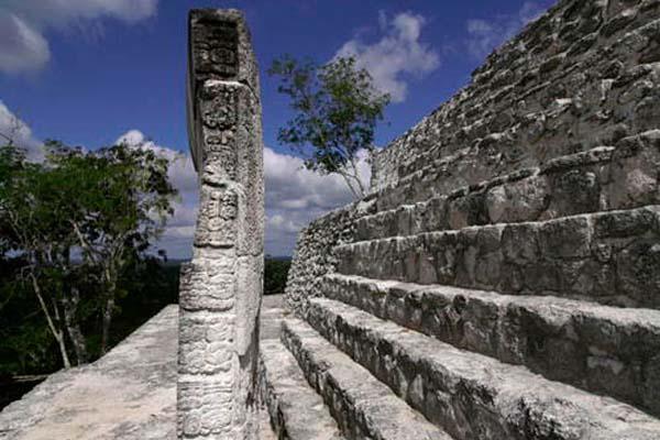 Campeche ősi maja város / Fotó: UNESCO