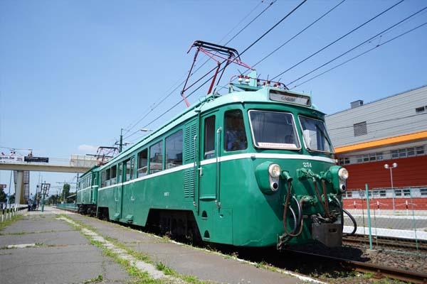 Nostalgia train (bkk.hu)