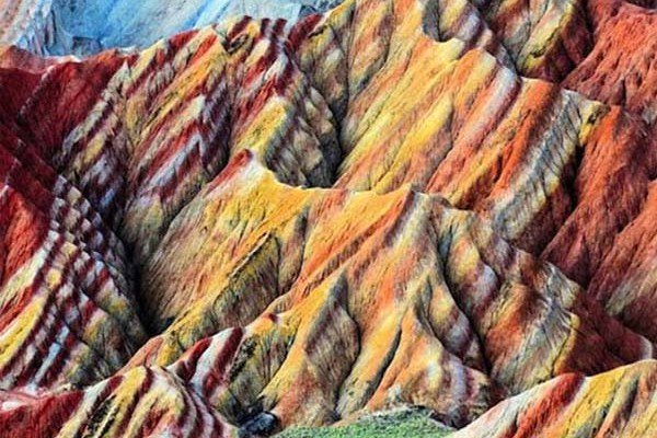 A Föld legszínesebb képződményei – a Danxia hegyek