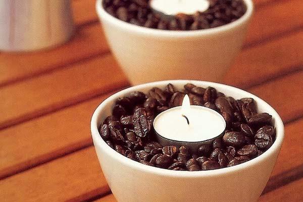 kávéból légfrissítők