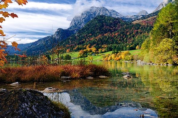 15 őszi tájkép