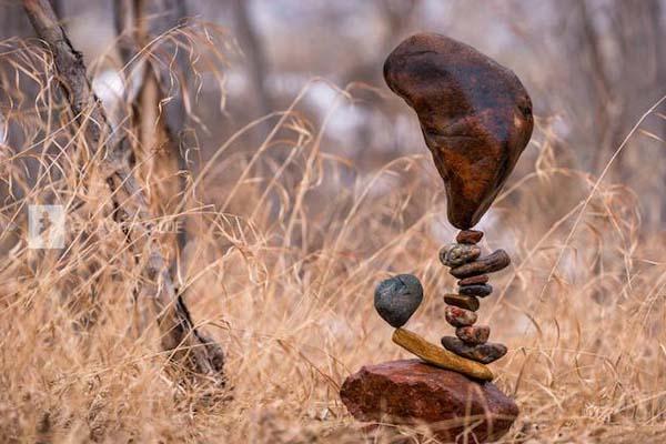 A zen kő művészet titka