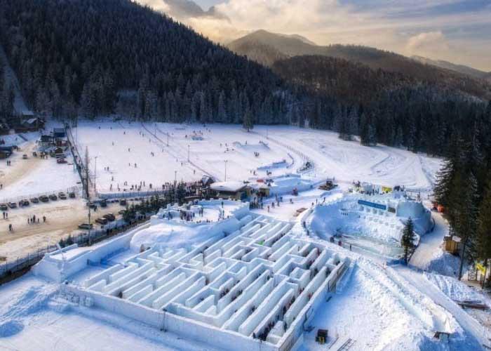 Snowlandia Hólabirintus - Magas Tátra