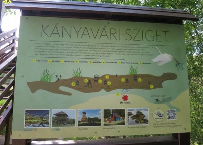 A Kányavári sziget - egy külön világ a Kis-Balatonban