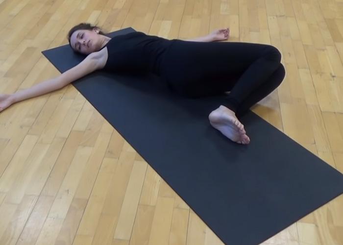 Derékfájás, hátfájás ellen gerinctorna