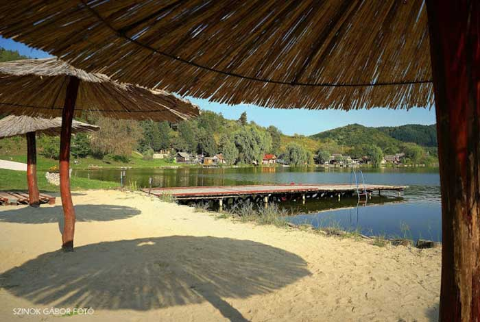 Arlói tó, Magyarországi tavak