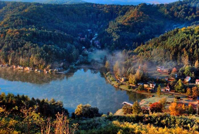 Arlói tó Magyarországi tavak