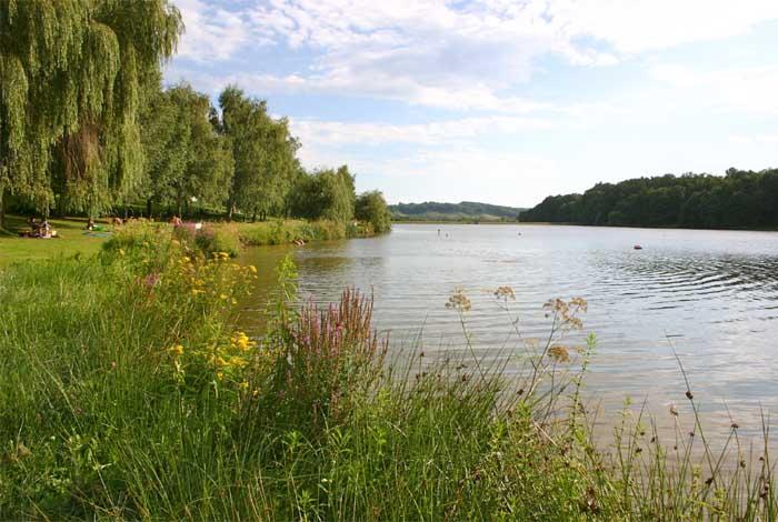 Borostyán tó - magyarországi tavak