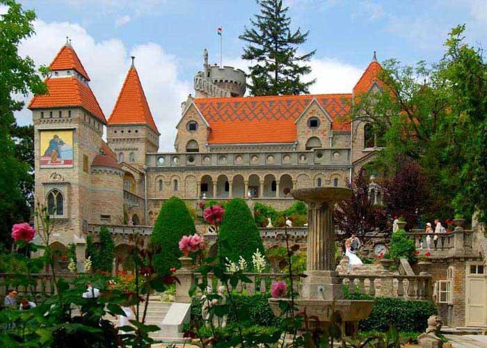 Bory-várkastély, Székesfehérvár