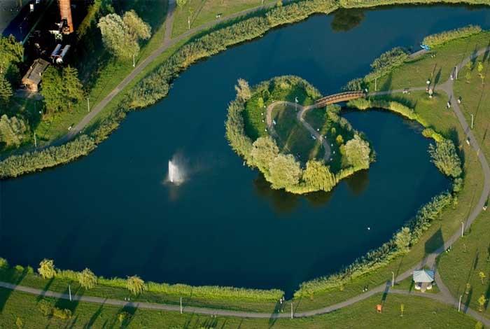 Deseda tó, Magyarországi tavak