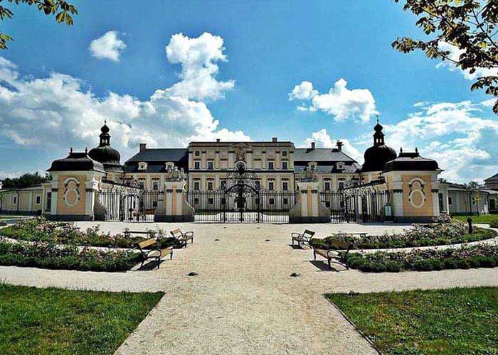 L'Huillier–Coburg-kastély, Edelény