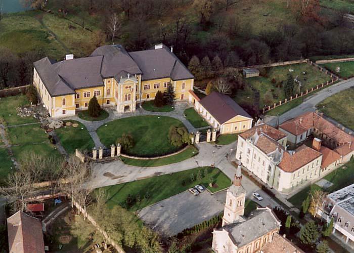 Forgách-kastély Szécsény magyar kastélyok)