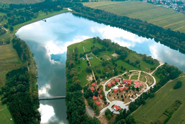 Gebarti tó, Magyarország tavak