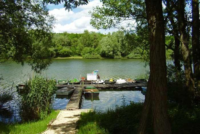 Nagyteveli víztározó, Magyarországi tavak