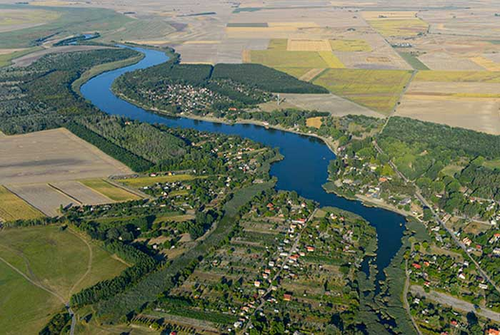 Szelidi tó, Magyarország tavak