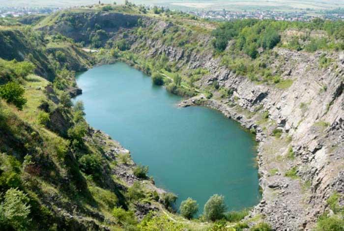 Tarcali tó, Magyarország tavak
