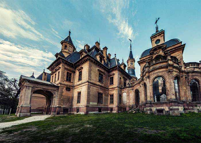 Schossberger-kastély, Tura (magyar kastélyok)