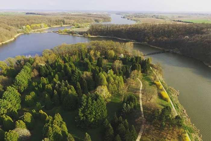 Deseda tó, Magyarország tavak