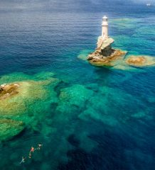 Görögország világítotorony