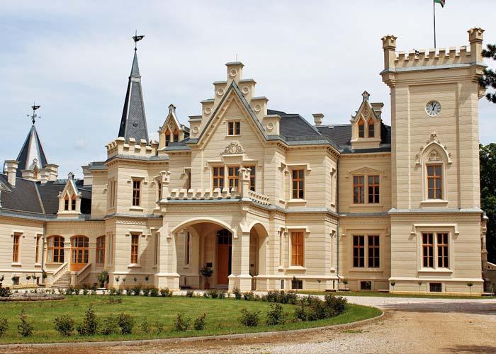 Nádasdy-kastély, Nádasdladány (magyar kastélyok)
