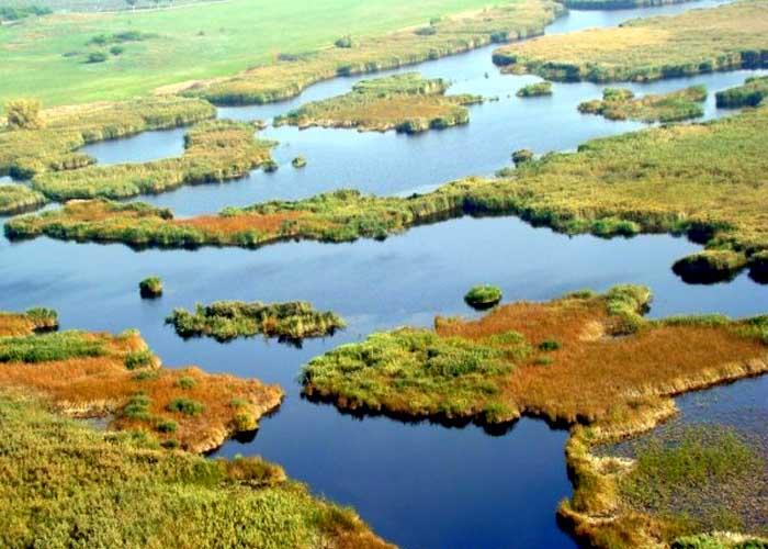 Tihany Külső-tó – szigorúan védett krátertó