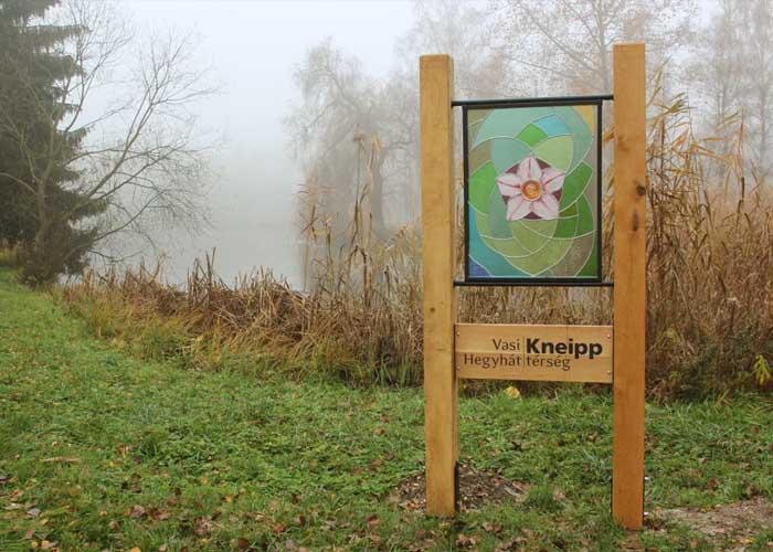 Kneipp-témaút a Vasi Hegyháton – 13 településen