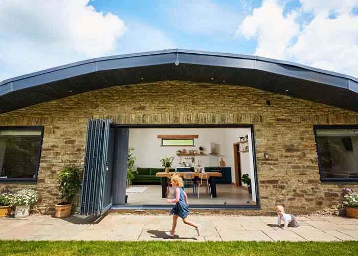 Gyeptetős házak, zöldtetős házak