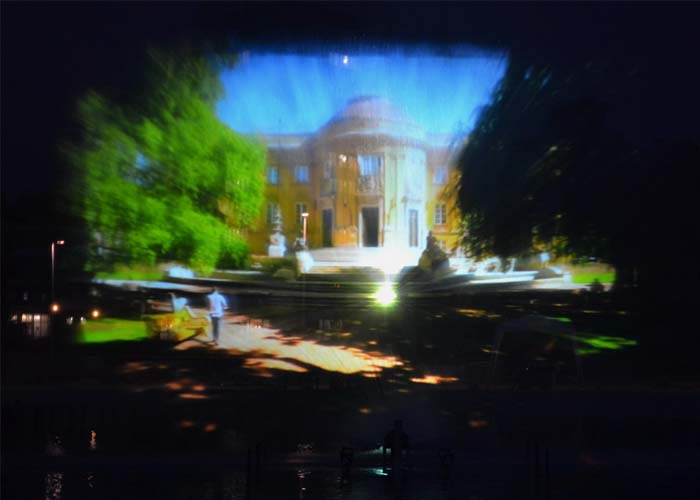 Különleges látványosság a debreceni Ködszínház