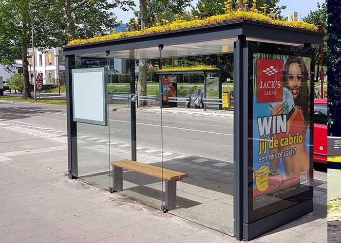 Hollandiában már 316 virágzó buszmegállót hoztak létre – a méhek védelmében