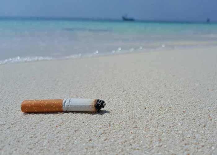 A cigarettacsikk nagyobb a probléma, mint ahogy eddig gondolták