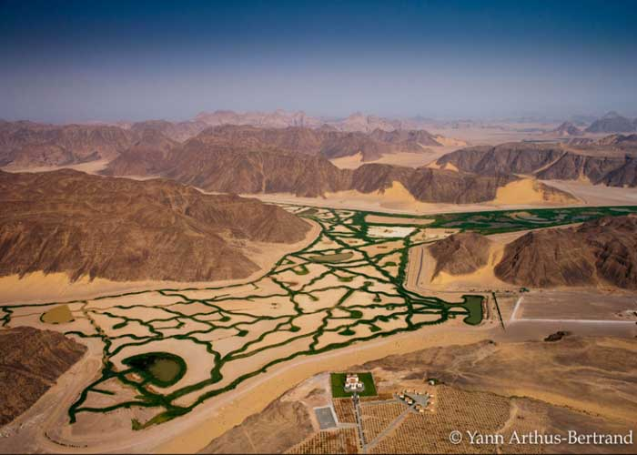 Jordánia ökológiai gazdálkodás