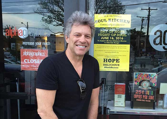 Bon Jovi jótékonysági étterme a soul kitchen
