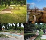 Mezítlábas parkok és Kneipp-ösvények