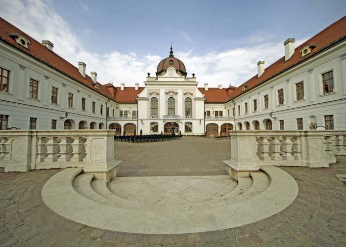 Grassalkovich-kastély, Gödöllő (magyar kastélyok)
