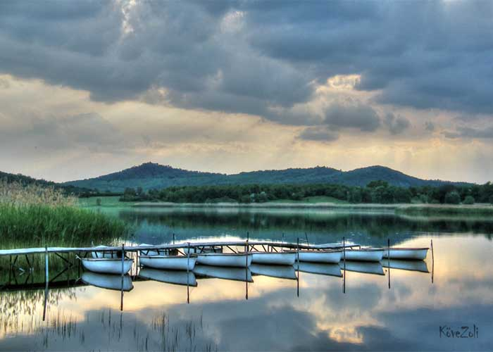 Tihany Belső-tó