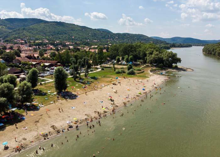 Dunabogdány szabadstrand
