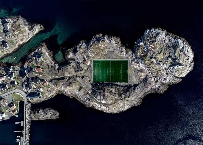 Kurcz Lóci – Lofoten, a futball szigete