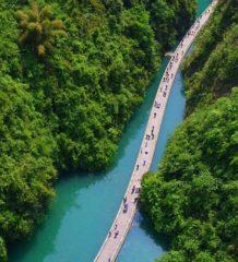 híd folyón